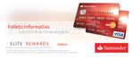 Ofertas de Santander, Folleto Informativo Elite Rewards Clasica