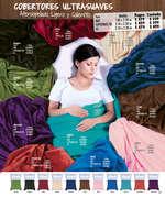 Ofertas de Colchas Concord, Cobertores Ultrasuaves