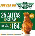 Ofertas de Wing Stop, Promociones en Alitas y Boneless