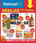 Ofertas de Walmart, Rebajas para todos