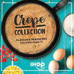 Ofertas de Ihop, Crepe collection