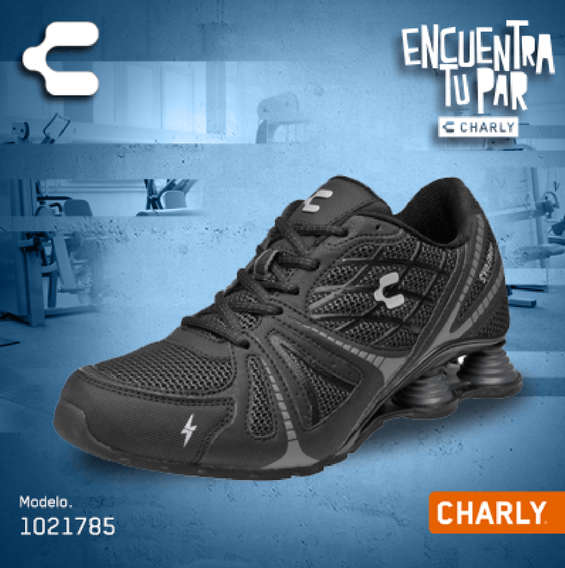Ofertas de Charly, Charly Training