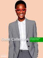 Ofertas de Benetton, Code Collection