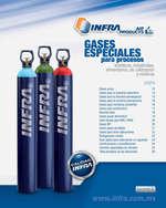 Ofertas de Infra, Gases especiales