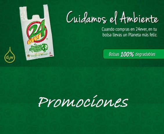 Ofertas de 24 Ever, Promo