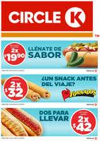 Ofertas de Circle K, Promociones