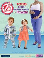 Ofertas de Suburbia, Todo bebés y maternidad