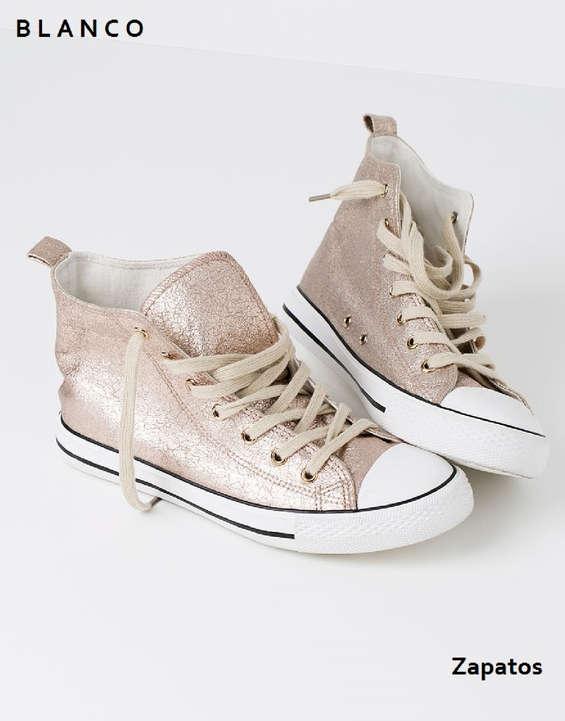 Ofertas de Blanco, Zapatos
