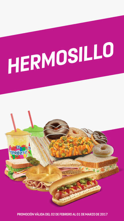 Ofertas de 7-Eleven, Abarrotes Hermosillo
