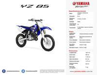 YZ 85