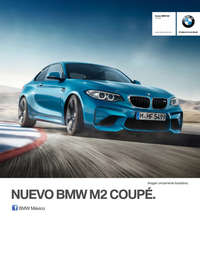 Ficha Técnica BMW M2 Coupé Manual 2017