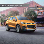 Ofertas de Chevrolet, Trax 2017