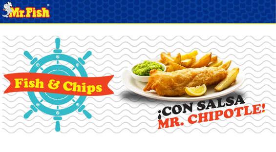 Mr fish ofertas cat logos y folletos ofertia for Mr fish menu
