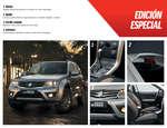 Ofertas de Suzuki Autos, Grand Vitara 2017