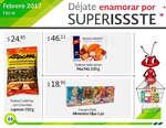 Ofertas de SUPERISSSTE, Ofertas Febrero II