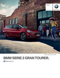 Ficha Técnica BMW 220iA Gran Tourer Automático 2017