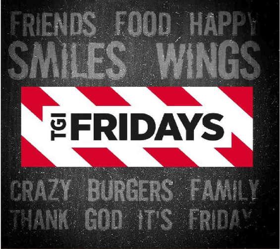 Ofertas de TGI Fridays, Los niños comen gratis los domingos