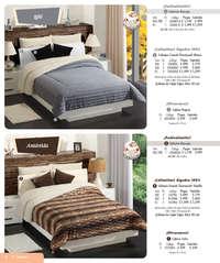 Cobertores Suave Textura