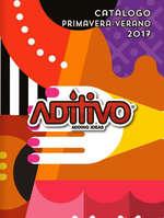 Ofertas de Aditivo, Catálogo primavera-verano 2017