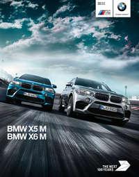 X5 M y X6 M