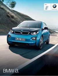 Ficha Técnica BMW i3 (94 Ah) REX Dynamic 2017