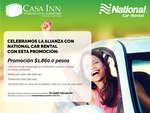 Ofertas de National Car Rental, Visita Querétaro