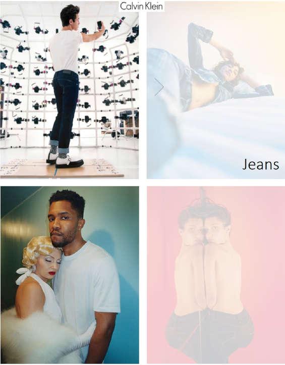 Ofertas de Calvin Klein, Jeans Fall 2016