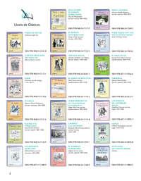 Catálogo Clásicos De La Literatura