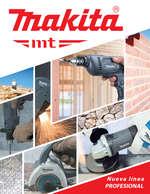 Ofertas de Makita, Nuevos modelos MT