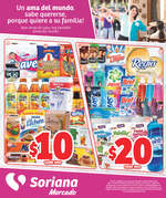 Ofertas de Soriana Mercado, Un ama del mundo sabe quererse