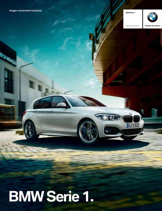 Ofertas de BMW, Ficha Técnica BMW 120iA (3 puertas) Automático 2017