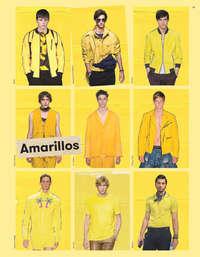 El libro amarillo - Hombre