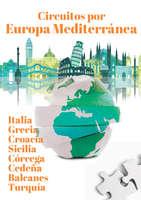 Ofertas de Europamundo, Circuitos por Europa mediterranea 2017