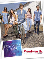 Ofertas de Woolworth, Moda Primavera Verano Color Collection 2017