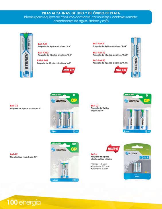 Pilas y accesorios en san luis potos cat logos ofertas for Oferta pilas recargables