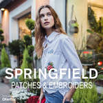 Ofertas de Springfield, Patches & Embroiders