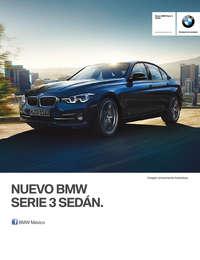 Ficha Técnica BMW 330iA Luxury Line Automático 2017