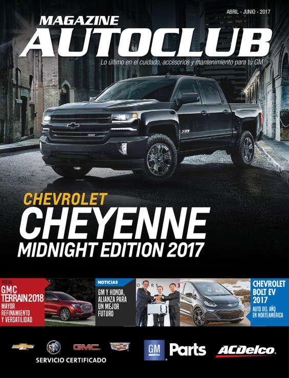 Ofertas de ACDelco, AUTOCLUB Abr-Jun2017