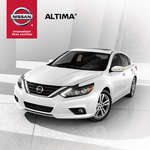 Ofertas de Nissan, Altima