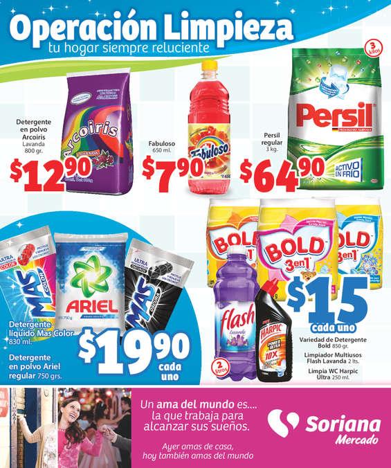 Soriana Mercado - Ofertas, catálogos y folletos | Ofertia