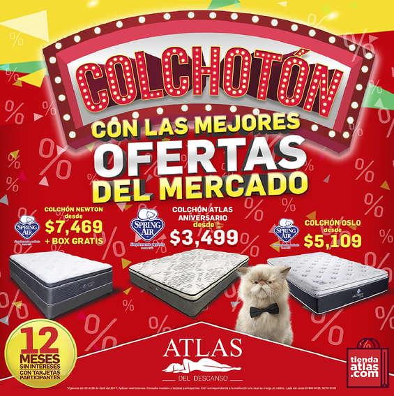 Ofertas de Atlas Del Descanso, Colchotón