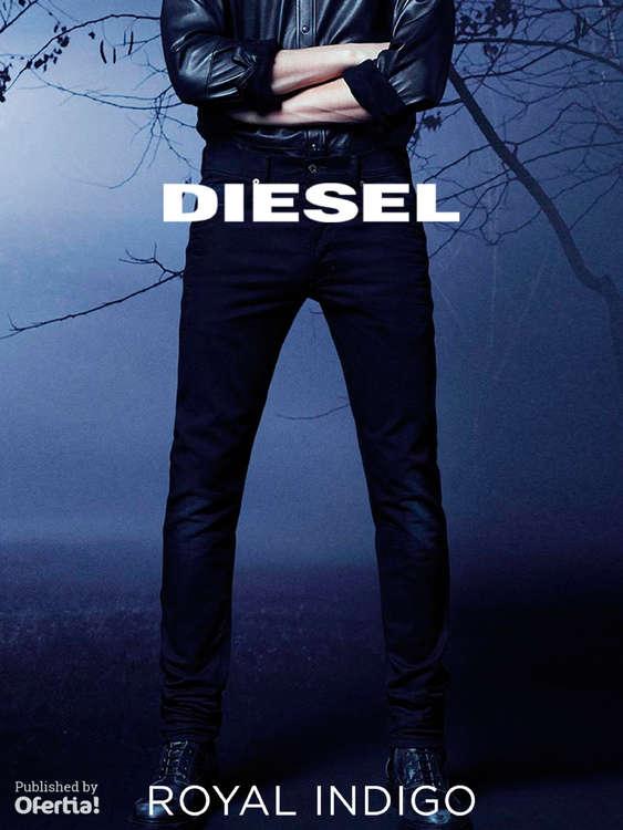 Ofertas de Diesel, Royal indigo