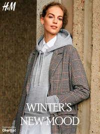 Winter's new mood H&M