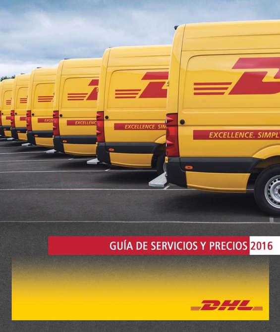 Ofertas de DHL, Guia de Servicios y Precios