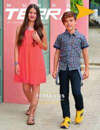 Terra Kids. Primavera-Verano 2017