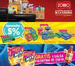 Ofertas de Zorro, Promociones febrero