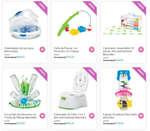 Ofertas de Baby Outlet, Descuentos de Año Nuevo