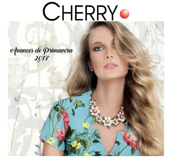 Ofertas de Cherry, Catálogo primavera