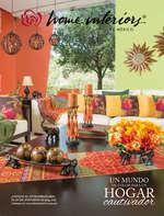 Ofertas de Home Interiors, Un mundo de color para un hogar cautivador