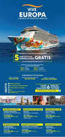 Ofertas de Mega Travel, Vive Europa
